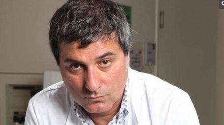 Il chirurgo Paolo Macchiarini (New Press Photo)