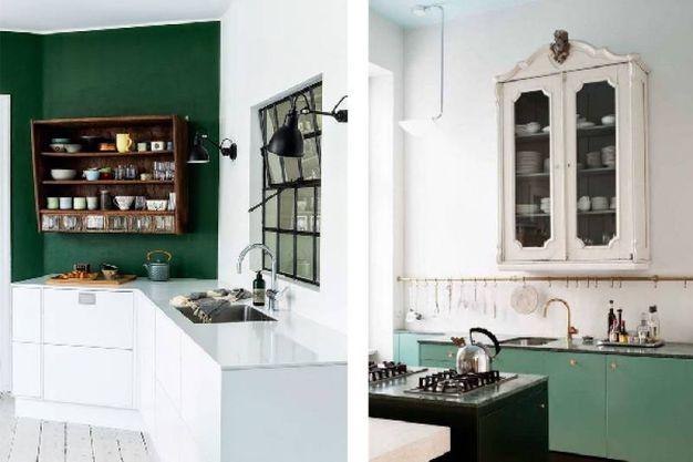 Cucine Moderne Senza Pensili. Good Bellissimo Cucina Ikea ...