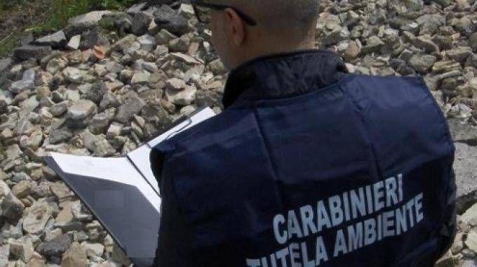Carabinieri tutela ambiente