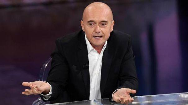 Alfonso Signorini ospite della trasmissione 'Che fuori tempo che fa' (Ansa)
