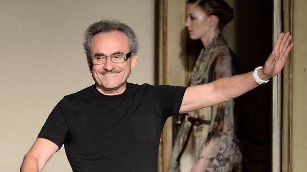 Lo stilista Angelo Marani (Ansa)