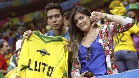 Stampa e tifosi bocciano il Brasile (Ansa)