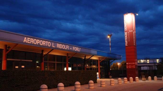 L'aeroporto Ridolfi