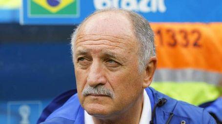 Felipe Scolari, 66 anni (Ansa)