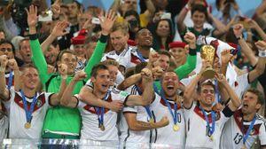 La Germania campione del mondo (Lapresse)