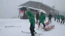 Soccorsi sulle piste da sci