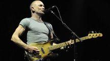 Sting al Pistoia Blues il 24 luglio