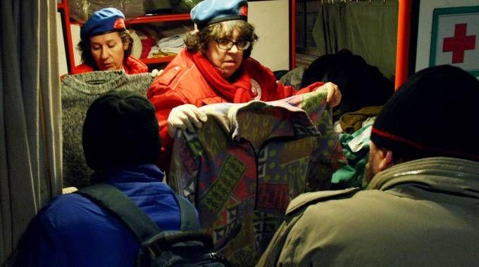 City Angels portano assistenza ai clochard