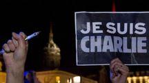 Je suis, Charlie, manifestazione nelle piazze di tutta Europa (Afp)