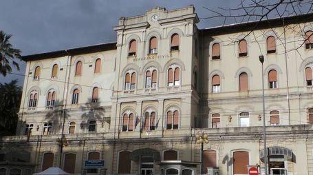 L'ospedale Sant'Andrea della Spezia