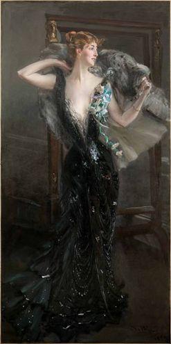 La contessa Speranza, 1899, olio su tela