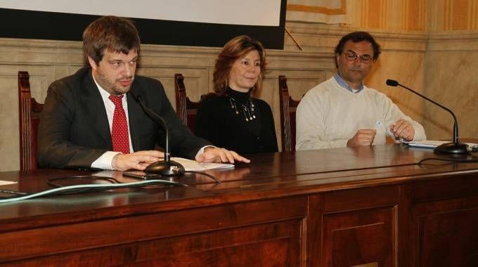 La conferenza stampa con l'assessore Pierfrancesco Majorino (Foto Omnimilano)