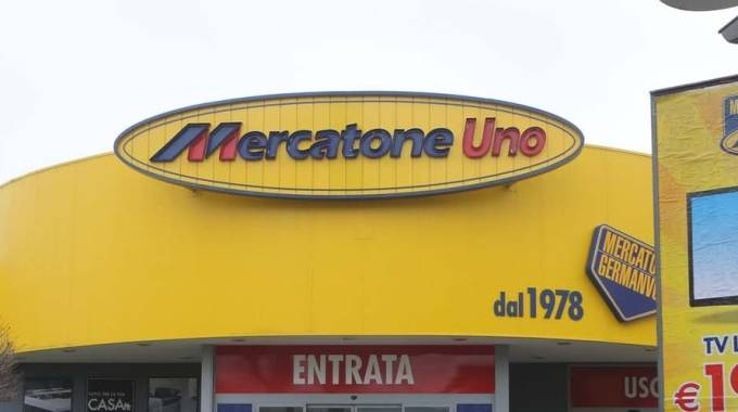 Il punto vendita di Toscanella del Mercatone è stato avviato nel 1978 (Foto Isolapress)