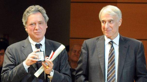 Nando Dalla Chiesa con Giuliano Pisapia