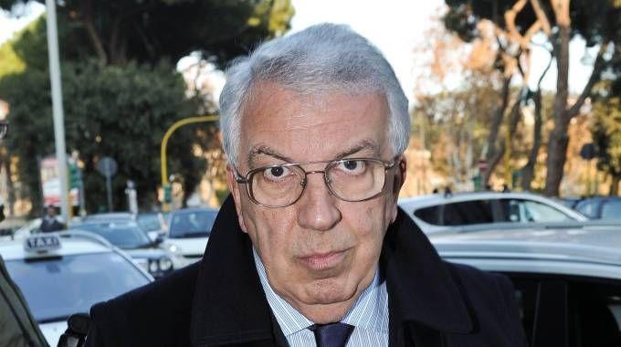 Franco Bonferroni (Imagoeconomica)