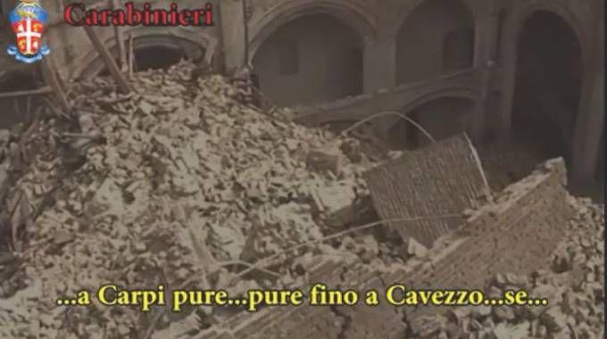 """Terremoto, le risate della 'ndrangheta: """"Servono quattro società sicure"""""""