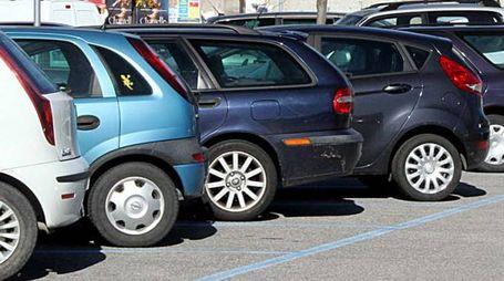Un parcheggio (Germogli)