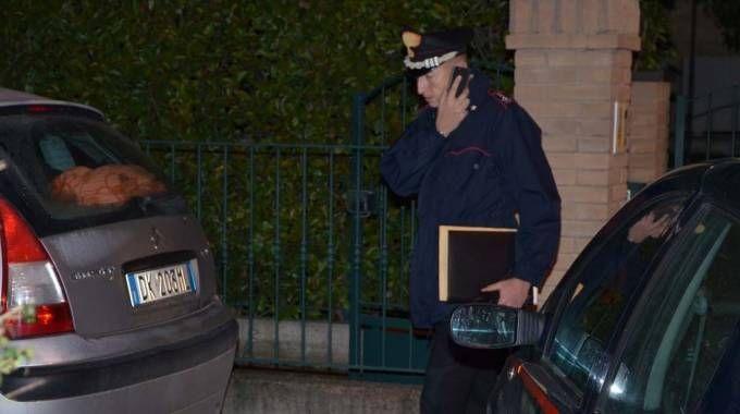 Il comandante provinciale dei carabinieri di Reggio Emilia, colonnello Paolo Zito, sul fronte dell'operazione Aemilia