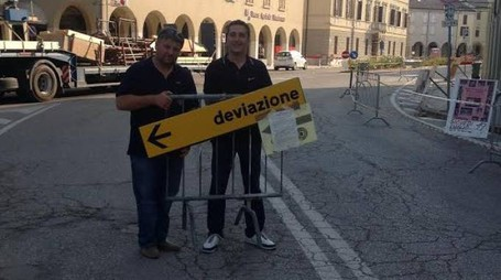 Terremoto a Mantova