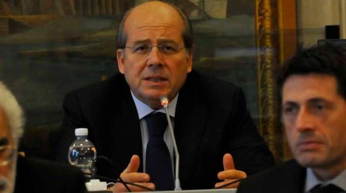 Il prefetto di Reggio, Raffaele Ruberto