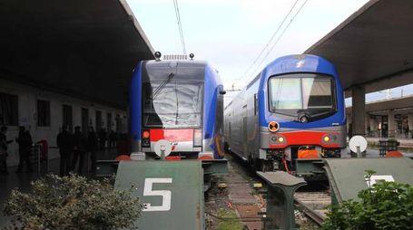 Treni regionali (Marco Mori/New Press Photo)