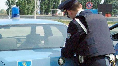 Polizia giudiziaria della 'stradale'