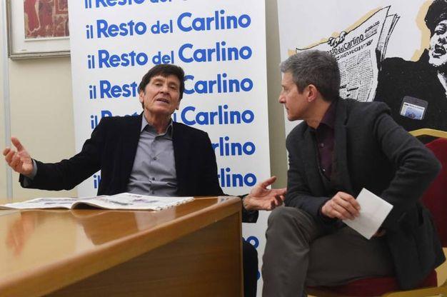 Intervistato da Andrea Maioli