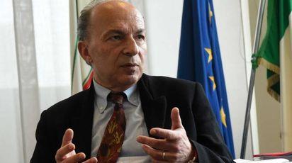 L'assessore regionale alla Sanità Sergio Venturi (foto Schicchi)