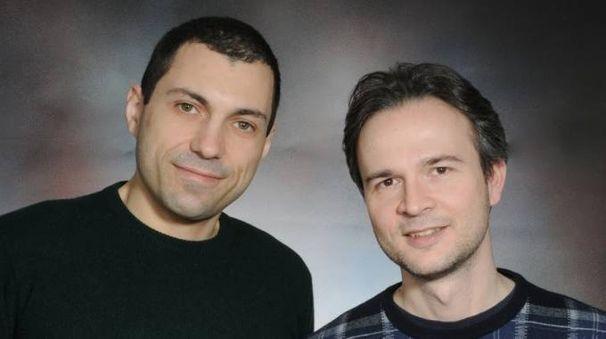 Alessandro Gasparini e Marco Meschieri