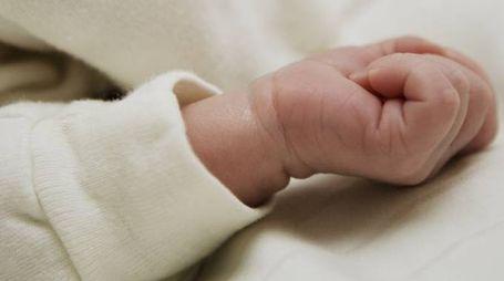Bambina nasce morta (Foto archivio)