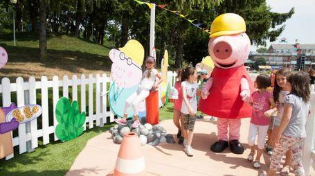 Il mondo di Peppa Pig a Leolandia