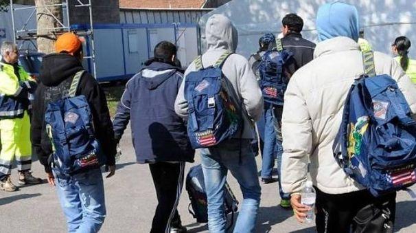 Profughi in Italia