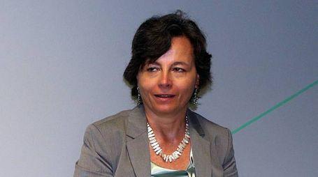 L'ex ministro Maria Chiara Carrozza