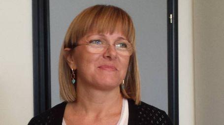 La presidente di Aset spa, Lucia Capodagli