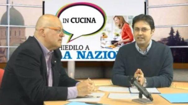 Paolo Pellegrini con Luca Boldrini