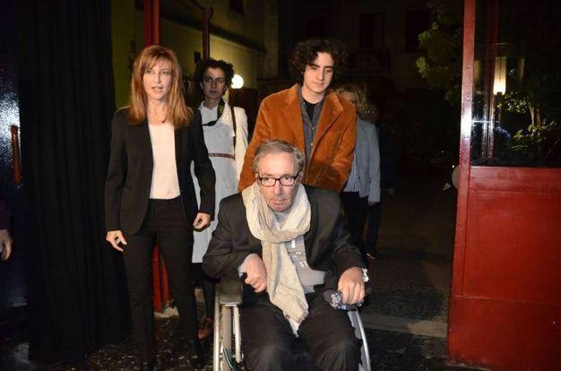 Giuliana De Sio e Francesco Nuti (foto Attalmi)