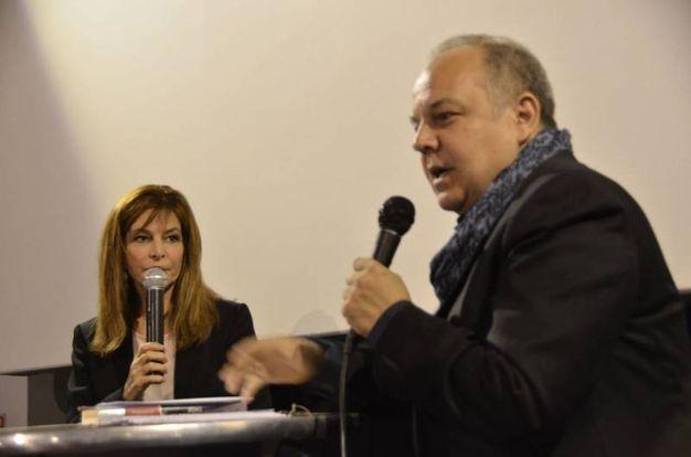 Giuliana De Sio e Federico Berti (foto Attalmi)