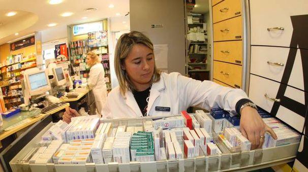 Farmacia (archivio)