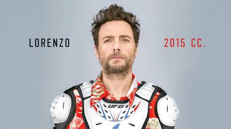 "La cover del nuovo album di Lorenzo Jovanotti ""Lorenzo 2015 CC"". ANSA/UFFICIO STAMPA +++ANSA PROVIDES ACCESS TO THIS HANDOUT PHOTO TO BE USED SOLELY TO ILLUSTRATE NEWS REPORTING OR COMMENTARY ON THE FACTS OR EVENTS DEPICTED IN THIS IMAGE; NO ARCHIVING; NO LICENSING+++"