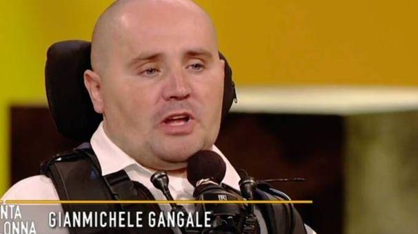 Gian Michele Gangale a Quinta colonna