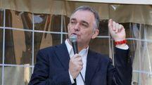 Il governatore Enrico Rossi