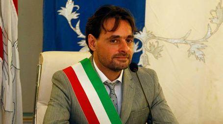 Il sindaco di Montespertoli Giulio Mangani