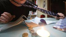 Famiglie in difficoltà finanziaria