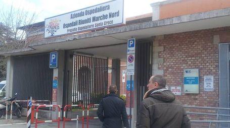 L'ospedale di Fano