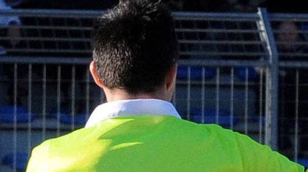 Un arbitro (Foto di repertorio)