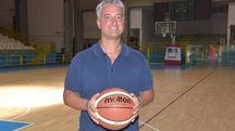 Paolo Piazza, coach dell'Edimes (Torres)