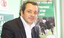 Christian Borromini, vicepresidente della Provincia (Nat.Press)