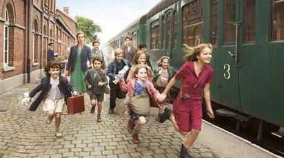 Un'immagine del film Il viaggio di Fanny
