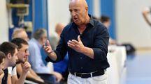 Il coach Marco Morganti