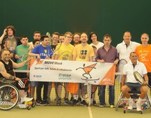 Tennis al Garden di Novate